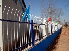 锌钢防护栏网