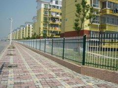 庭院锌钢围墙栏杆