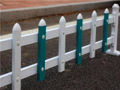 pvc护栏是新农村建设必选护栏