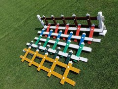 公园花园护栏怎么用?