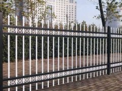 锌钢护栏围栏可以用多少年