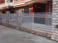 围墙铁栅栏多少钱一米
