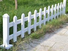 PVC围栏杆