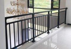 锌钢阳台护栏材料是什么