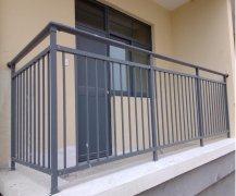 锌钢阳台护栏制作工艺