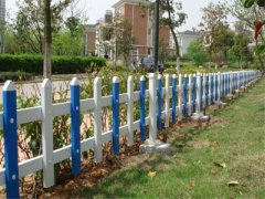 pvc公园草坪护栏的优点