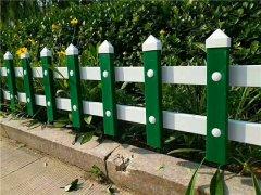 塑钢pvc草坪护栏
