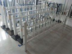 小区锌钢护栏介绍