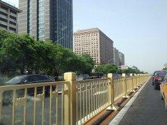 市政护栏的常用规格