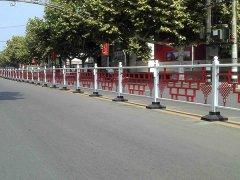 市政道路护栏的作用