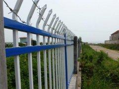 锌钢护栏有着怎样的坚固性?