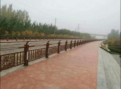 景观桥梁护栏介绍