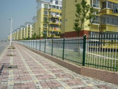 锌钢护栏的施工工序