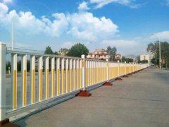 城市道路护栏功能和安装注意事项