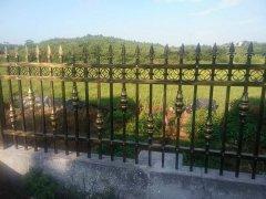 锌钢护栏的日常保养