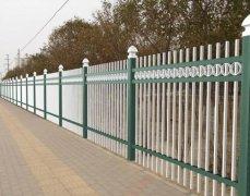 锌钢护栏工件上油污的来源