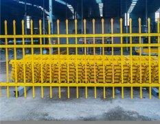 锌钢护栏厂家分享锌钢护栏的组装方法