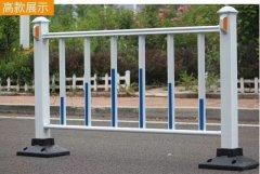 防撞护栏是城市中很常见的一种桥梁栏杆